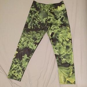 Pants - Werkshop Kale Leggings